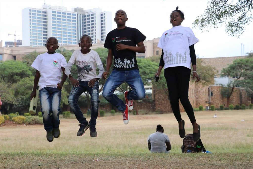 OUR FUN DAYS- Joanne Chazima Sickle Cell Foundation 2